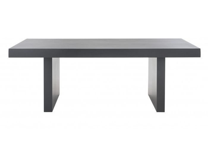 Une table de jardin pour l 39 t elle d coration for Table exterieur starck