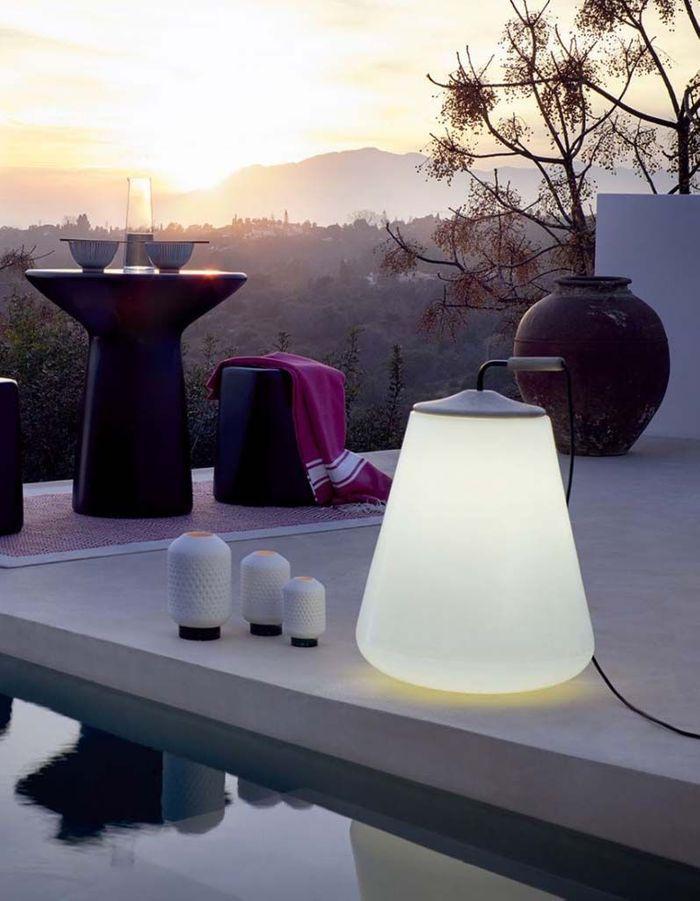 Luminaire outdoor Habitat