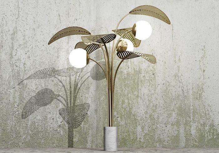 Une lampe de jardin Marc Ange