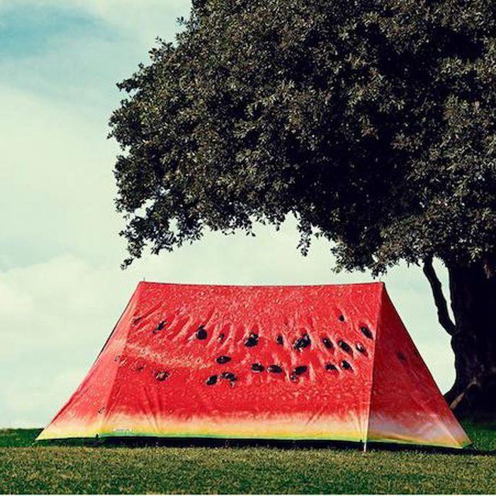 Tente pastèque