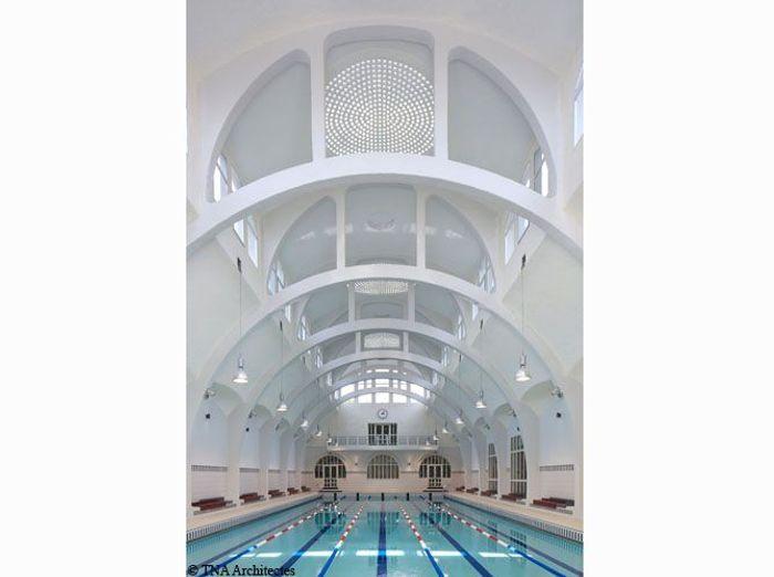 Les 10 plus belles piscines de paris elle d coration for Buttes aux cailles piscine