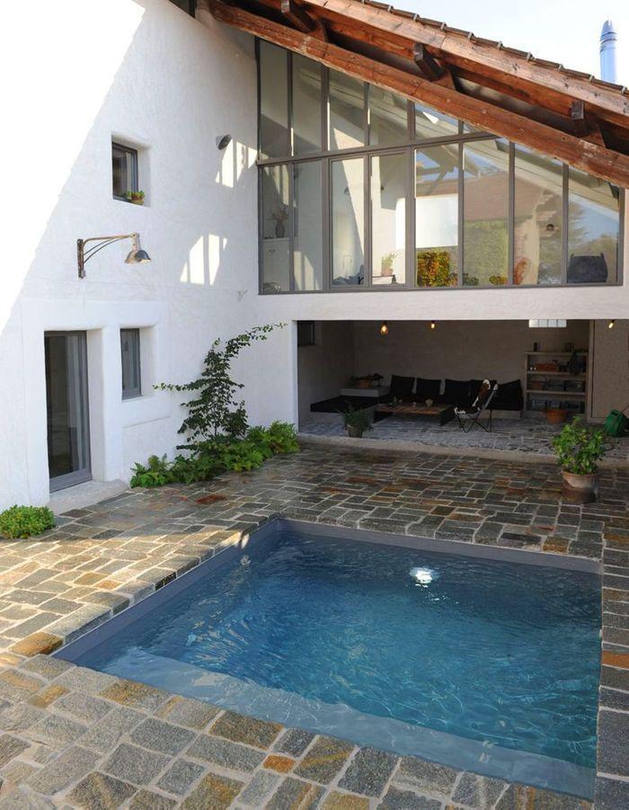 Les mini jardins vont adorer ces petites piscines elle for Petites piscines enterrees