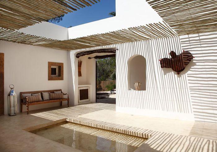 Imaginer un bassin dans le patio