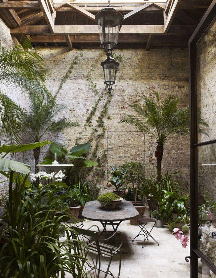 Multiplier les végétaux dans le patio