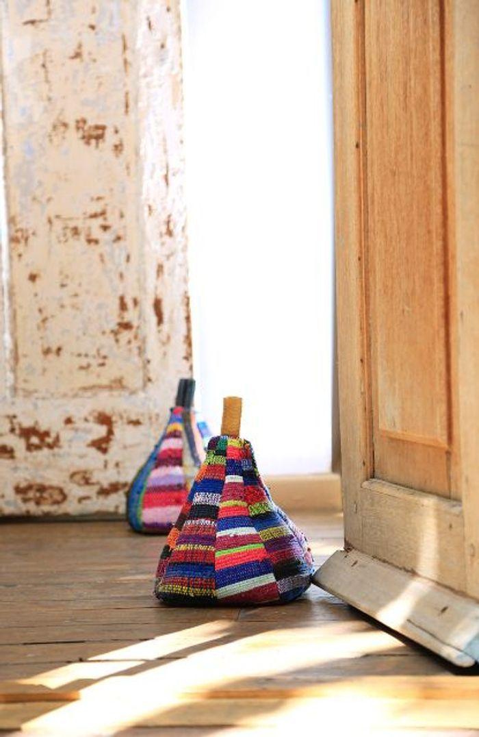 Le cale-porte en fibres naturelles de Ashanti