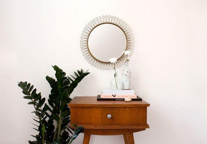 Miroir soleil Etsy