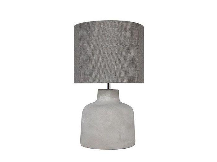 Lampe a poser beton