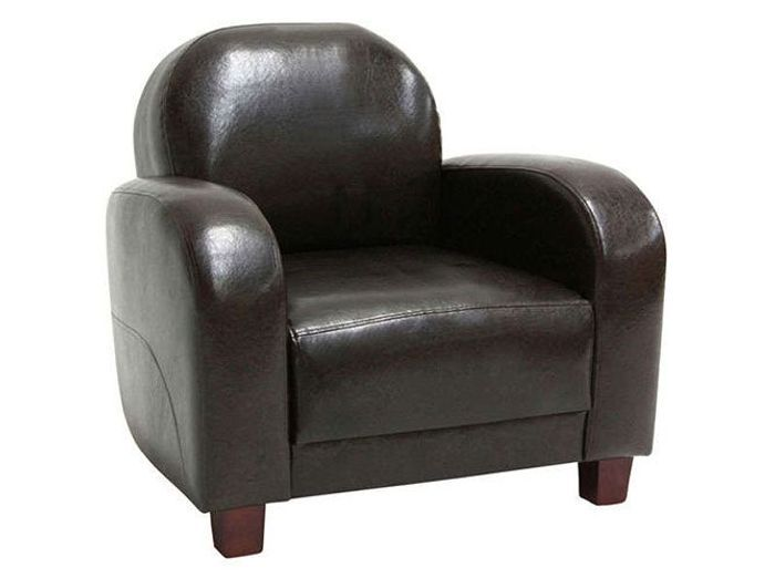Marron couleur de la d coration elle d coration - Petit fauteuil conforama ...