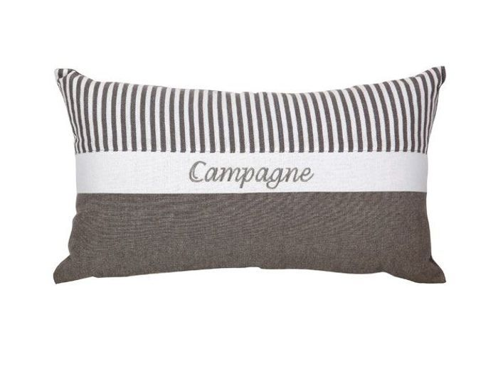 Deco campagne coussin