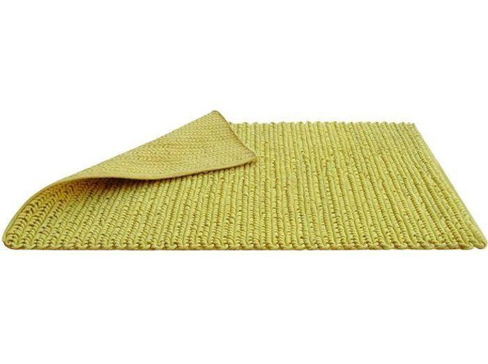 Tapis laine usine a design