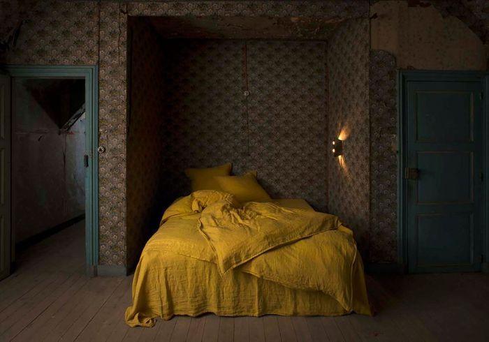 D coration romantique le renouveau de la d co romantique elle d coration - Linge de lit cyrillus ...
