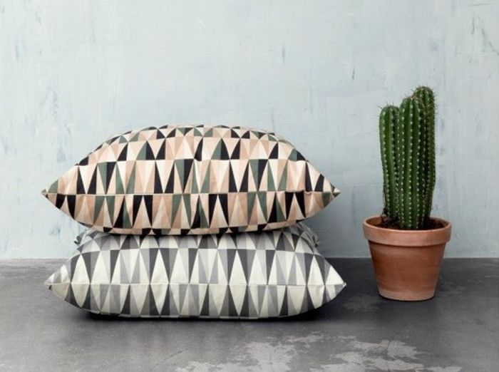 Ferm living coussin sol spear