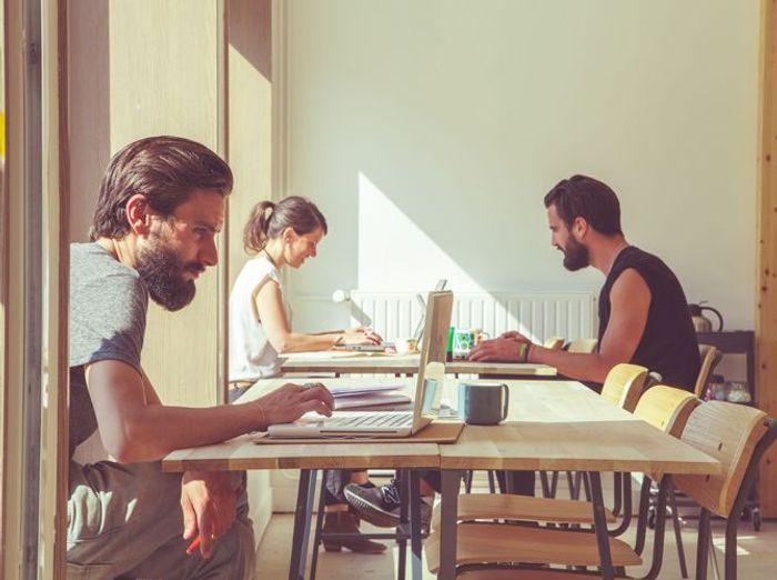 """""""Draft Ateliers"""" : le coworking à la cool"""