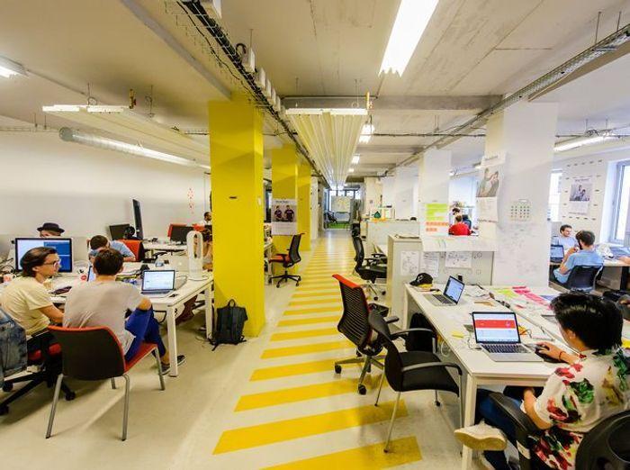 """""""Numa"""" : le coworking 2.0"""
