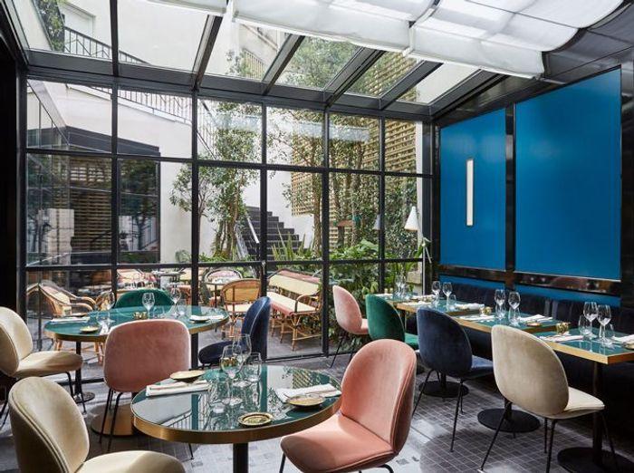L'inspiration du jour : Le Roch, l'hôtel parisien chicissime décoré par Sarah Lavoine