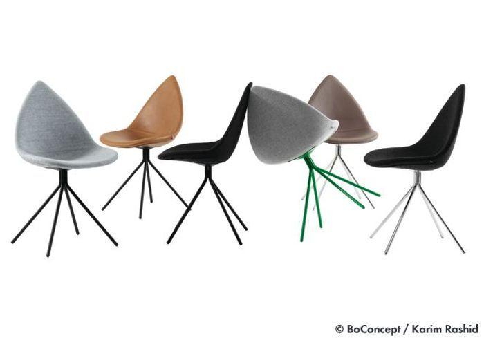le designer karim rashid chez boconcept nos coups de coeur elle d coration. Black Bedroom Furniture Sets. Home Design Ideas