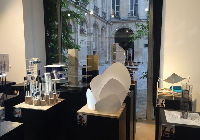 Le projet d'hôtel d'Allison Mallat-Desmortiers et Laura Nebbout à L'Ecole Bleue x AccorHotels