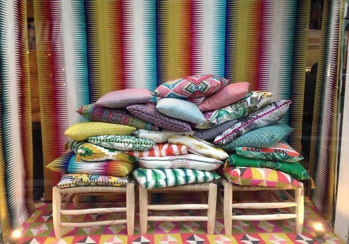 Tissus, textiles, papiers peints : quoi de neuf ?