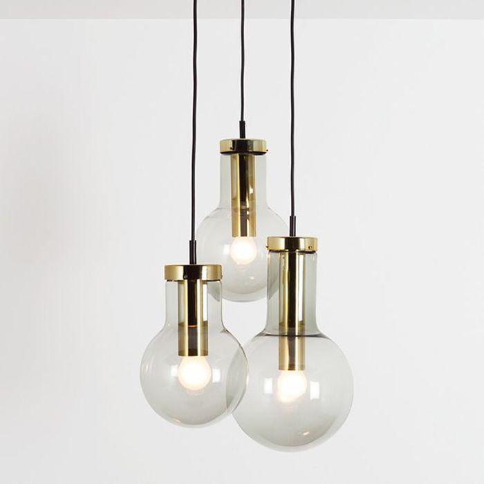 Set de lampes à Suspension Maxi Bulb de Raak