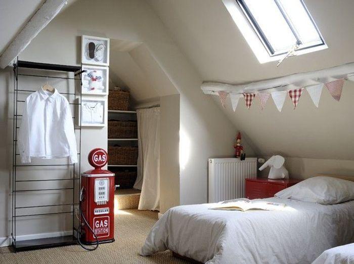10 chambres d\'enfant sobres et épurées - Elle Décoration