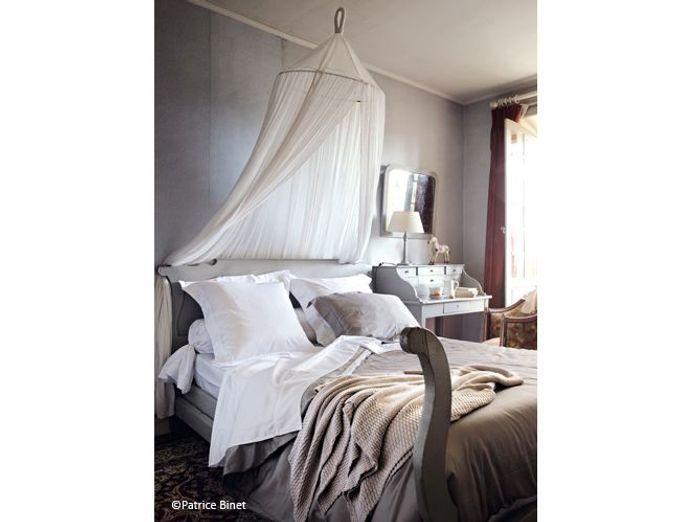 chambre romantique gris - Modele Chambre Romantique