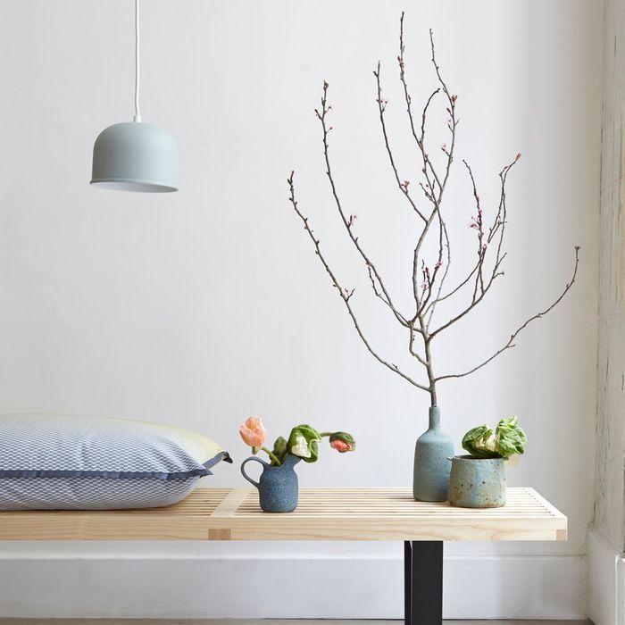 Une décoration minimaliste