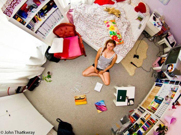 l 39 inspiration du jour d couvrez les chambres des habitants du monde entier elle d coration. Black Bedroom Furniture Sets. Home Design Ideas