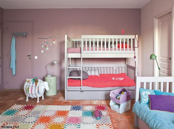 Trendy Chambre With Deco Chambre Fille 10 Ans