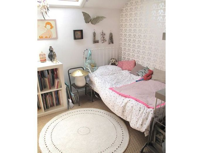 Idee Deco Chambre Double Fille – Gawwal.com