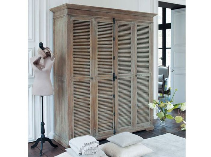 d co chambre armoire ou dressing vous de choisir elle d coration. Black Bedroom Furniture Sets. Home Design Ideas