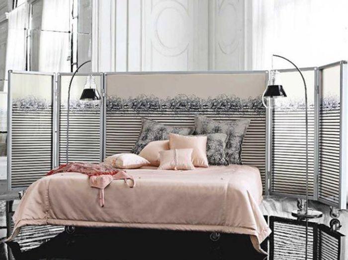 Une jolie tête de lit dans ma chambre !  Elle Décoration