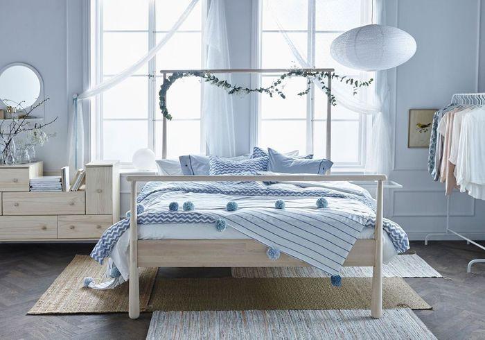 Lit design Ikea
