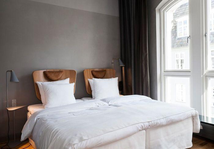 Une tête de lit individuelle et design