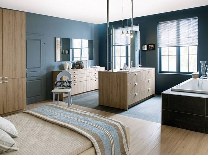 suite parentale quand le r ve devient r alit elle d coration. Black Bedroom Furniture Sets. Home Design Ideas