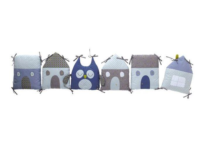 15 adorables tours de lit pour b b elle d coration. Black Bedroom Furniture Sets. Home Design Ideas
