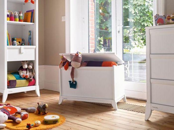 Un coffre jouets pour la chambre de votre enfant elle for Photos chambres d enfants