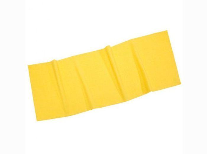 Chemin de table jaune