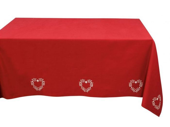 Notre d co de table sp cial saint valentin elle d coration for Deco saint valentin