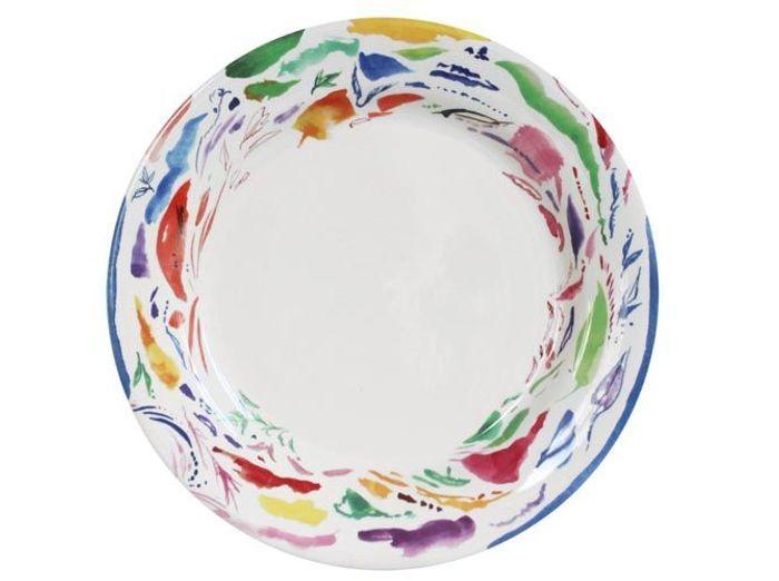 Revger.Com = Assiette Multicolore ~ Idée Inspirante Pour La