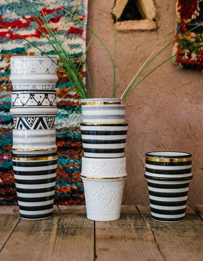 Tasse à café en céramique Chabi Chic