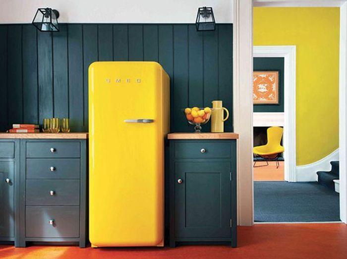 Votre r frig rateur est il bien int gr dans votre cuisine elle d coration - Cuisine non integree ...