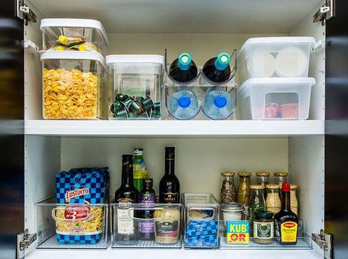 Des placards pratiques pour la cuisine elle d coration for Organiser ses placards de cuisine
