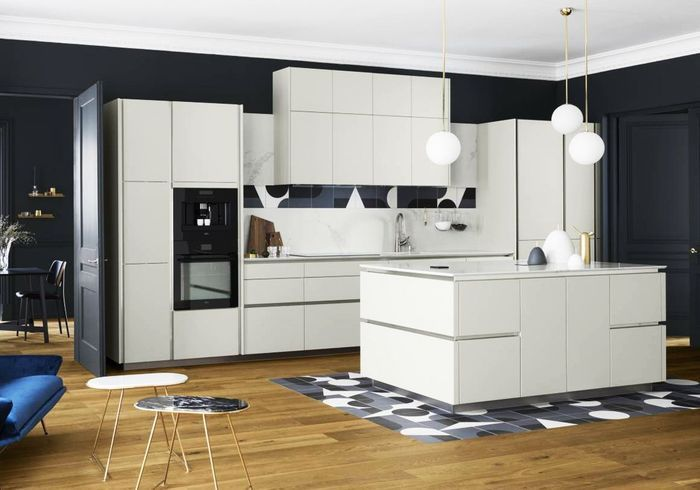 une cuisine design pour un int rieur contemporain elle. Black Bedroom Furniture Sets. Home Design Ideas