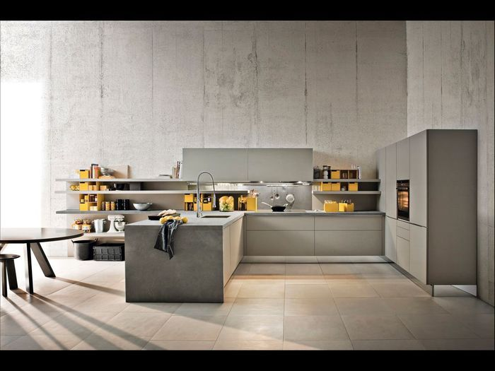 Mobilier d co lectrom nager nos solutions cuisine for Molteni and dada