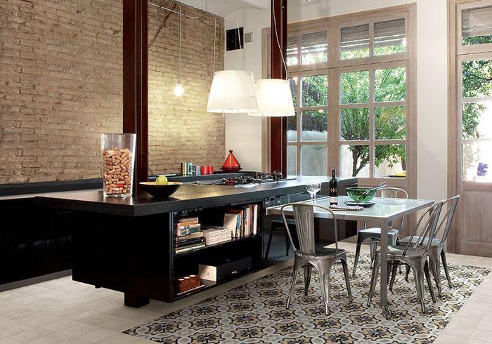 Cuisine ouverte d couvrez toutes nos inspirations elle for Decoration maison cuisine americaine