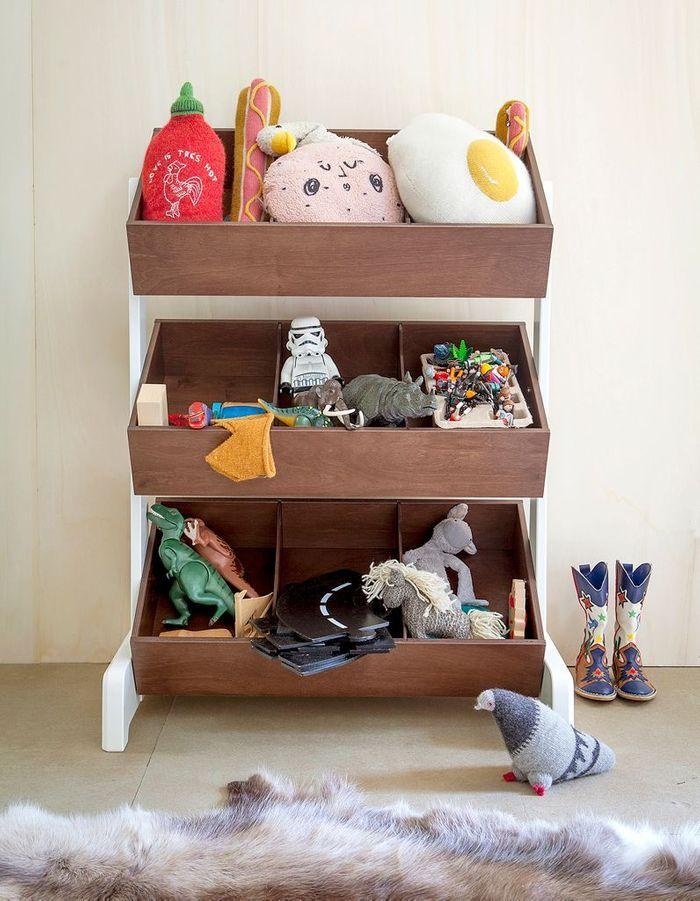 Chambre fille petit espace du mal organiser la chambre de - Deco chambre petit espace ...