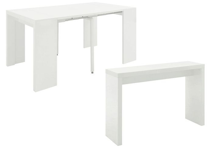 Table a manger qui s 39 agrandit for Table qui s agrandit ikea