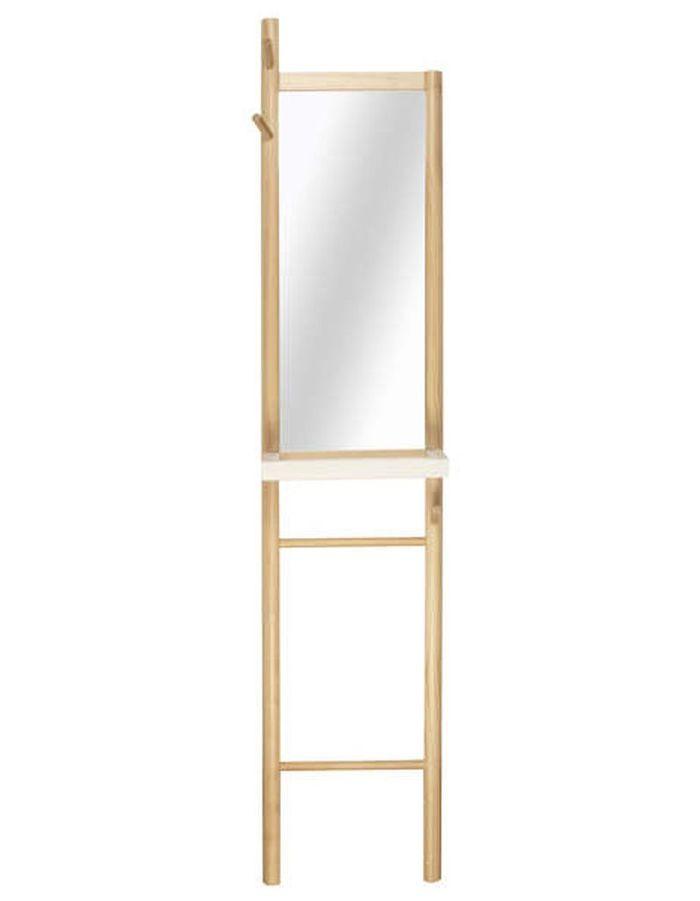 Miroir / échelle / étagère