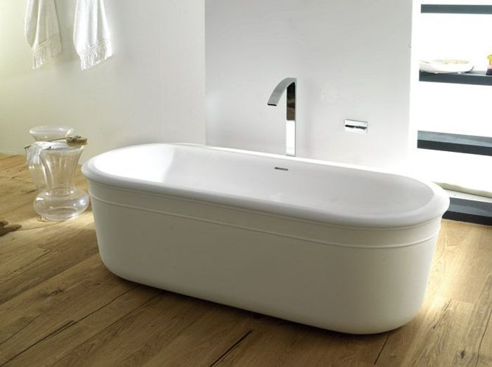 22 baignoires pour se d tendre elle d coration. Black Bedroom Furniture Sets. Home Design Ideas