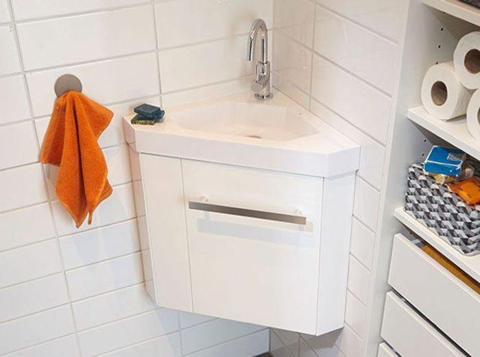 castorama s'invite dans la salle de bains - elle décoration